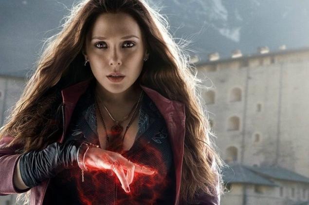 Doctor Strange 2 - Elizabeth Olsen - Scarlett Witch