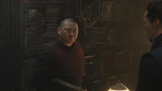Doctor Strange 2 Wong - Benedict Wong