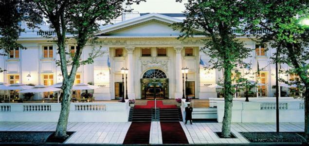 Park Hyatt Mendoza Kumarhanesi – Arjantin