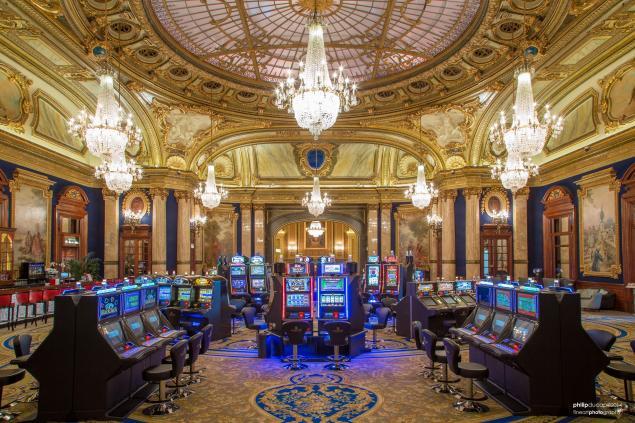 Hotel de Paris & Casino de Monte-Carlo – Monako