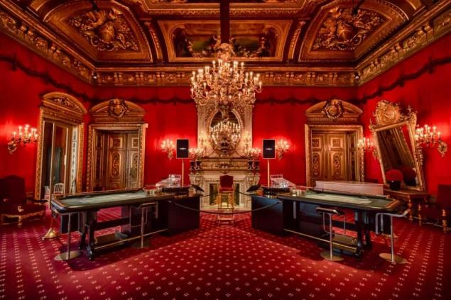 The Kurhaus of Baden-Baden Casino – Germany