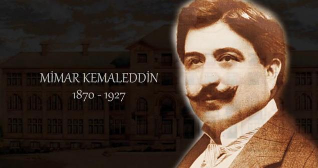 20 TL - Mimar Ahmed Kemaleddin