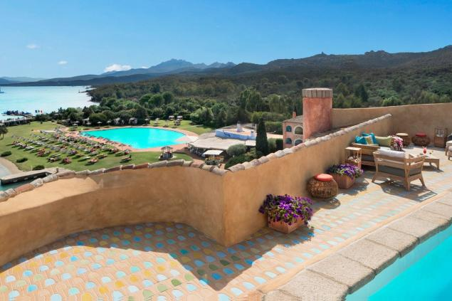 #8 - The Penthouse Suite, Hotel Cala di Volpe
