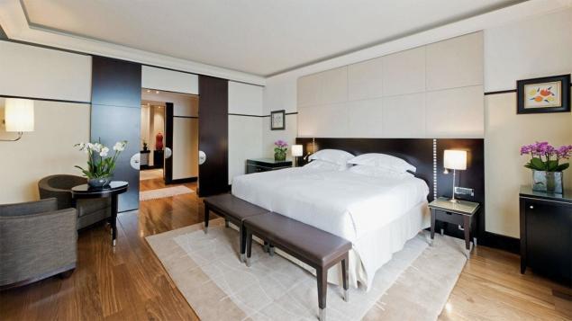 #4 - The Penthouse Suite, Hôtel Martinez