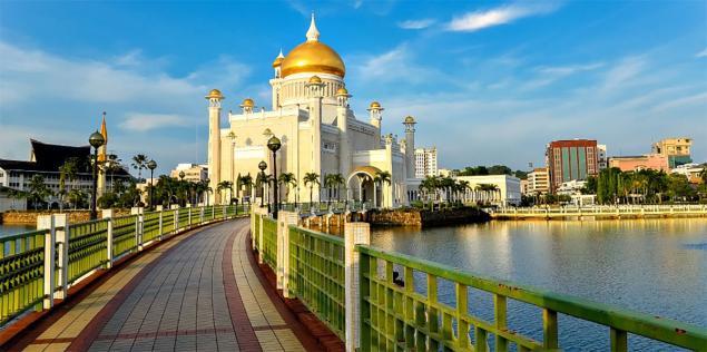 5. Brunei Sultanlığı