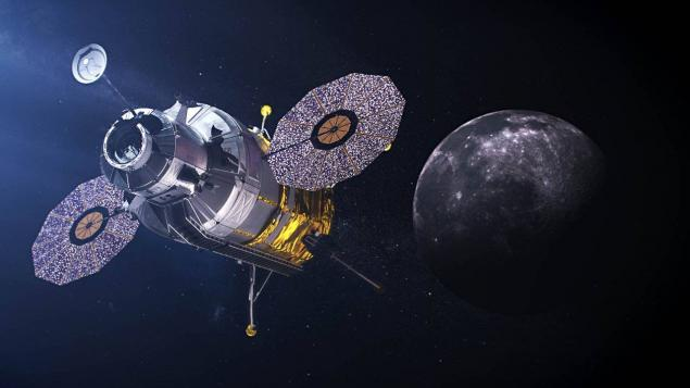 NASA Ay Görevi
