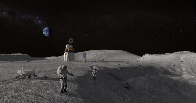 NASA İnsan Taşıma Görevi
