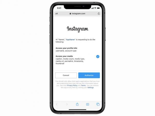 Instagram 3.Şahıs Erişimler