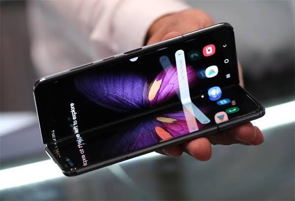 Samsung Galaxy Fold 2 Kamera