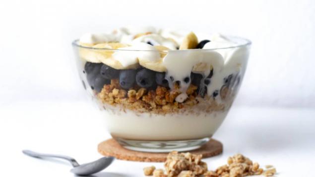 Lifli ve yoğurtlu diyet