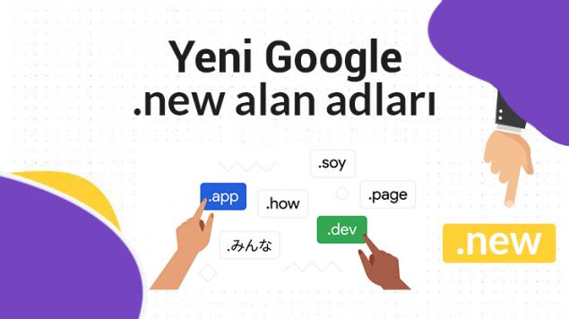 Google .new Domains