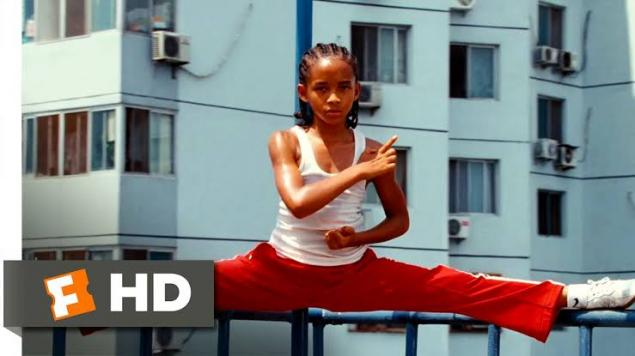 7. Karate Kid (2010) | IMDb 6,2