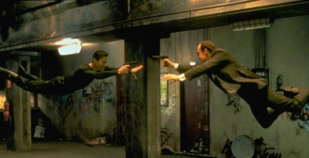 12. Matrix (1999) | IMDb 8,7