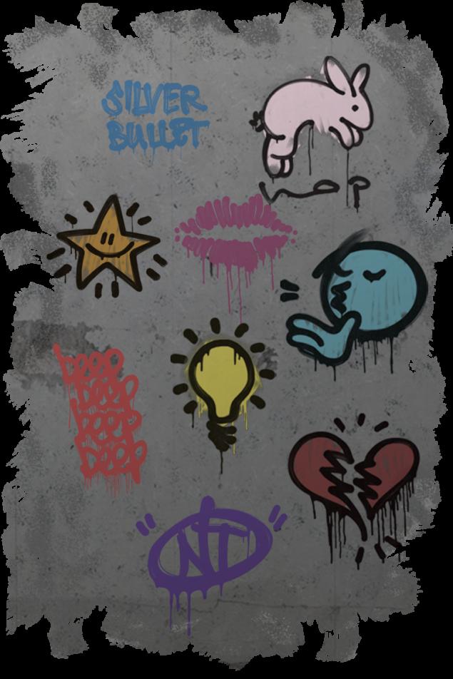 Parçalanmış Web Grafiti