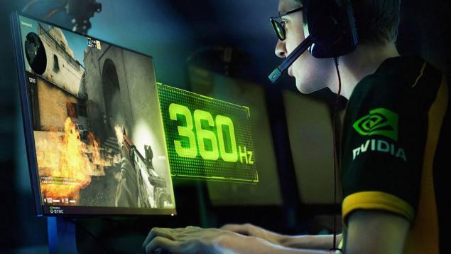 ASUS ROG Swift 360Hz G-SYNC