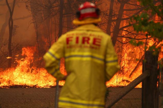 Avustralya Yangınları
