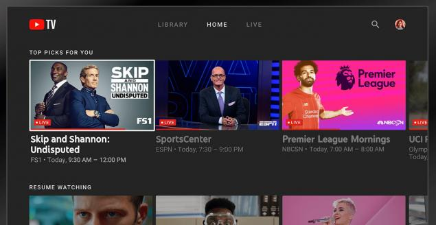 YouTube TV ve PlayStation 4