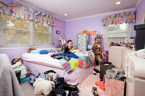 Odanızı düzenli tutun