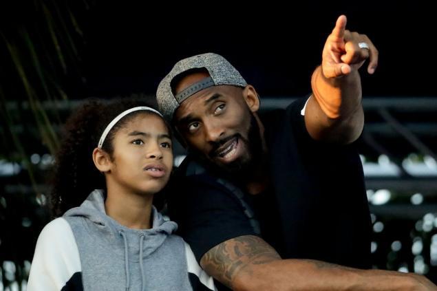 Kobe Bryant ve Kızı Öldü