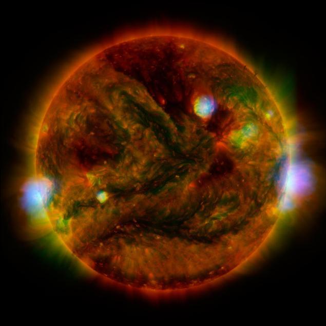 FOTOĞRAF: NASA / JPL-CALTECH / GSFC / JAXA