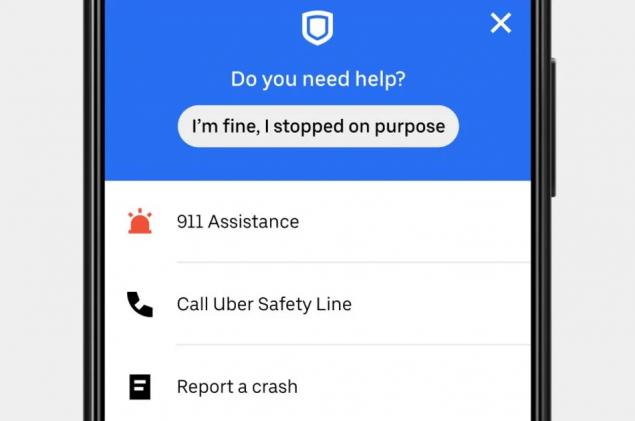 Uber Yeni Güvenlik Güncellemesi