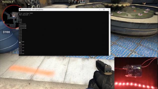 Counter-Strike Led
