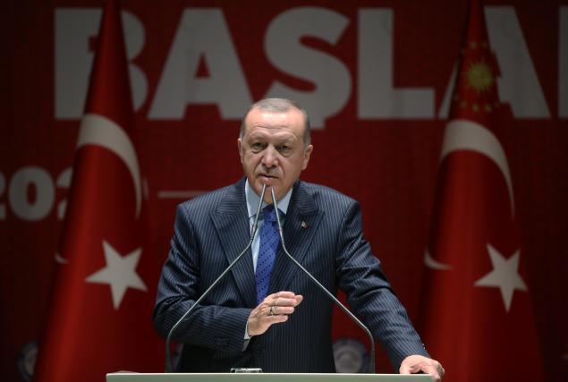 İdlib Türkiye Recep Tayyip Erdoğan