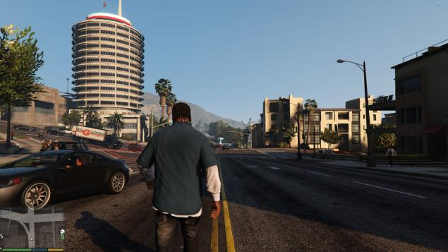 Rockstar Games'in Grand Theft Auto 5