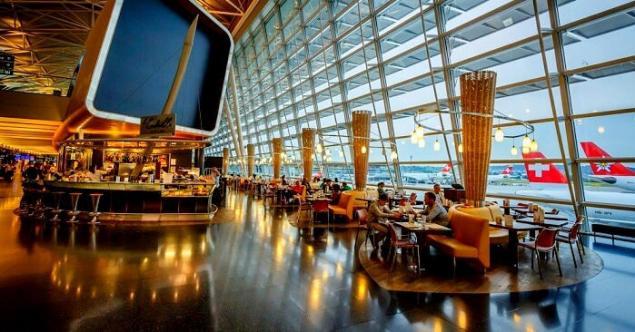 Avrupa'nın En İyi 10 Havaalanı
