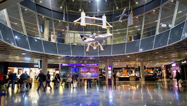 4. Frankfurt Havaalanı, Almanya (FRA)
