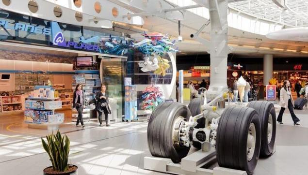 5. Amsterdam Schiphol Uluslararası Havaalanı, Hollanda (AMH)