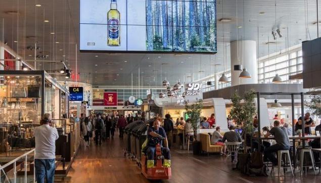6. Kopenhag Kastrup Uluslararası Havaalanı, Danimarka (CPH)