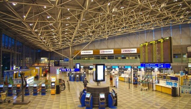 7. Helsinki Vantaa Havaalanı, Finlandiya (HEL)