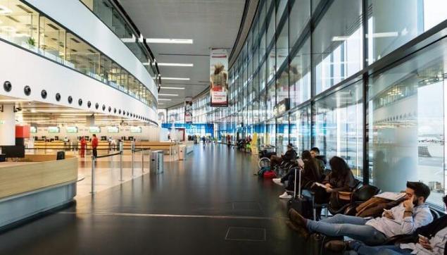 8. Viyana Uluslararası Havaalanı, Avusturya (VIE)
