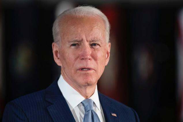 ABD'li Eski Başkan Yardımcısı Joe Biden