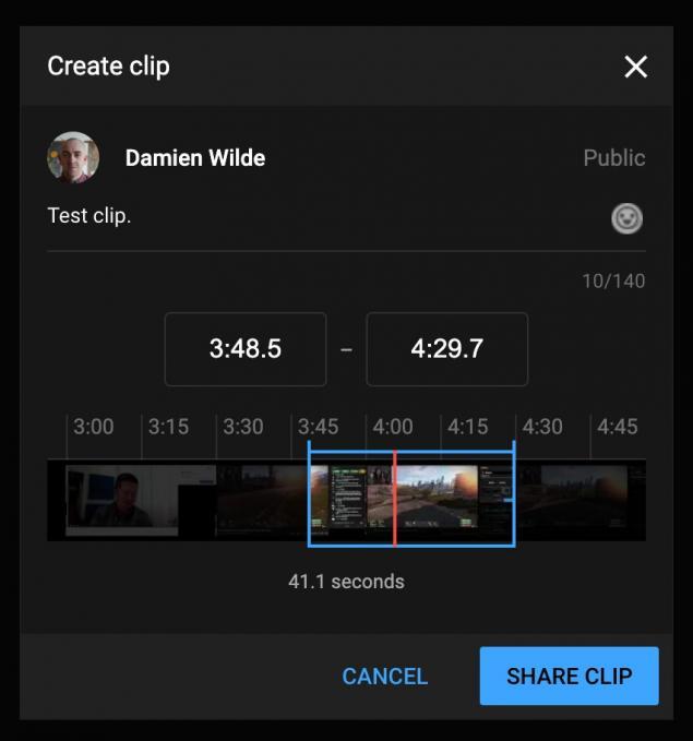 Youtube Klipler