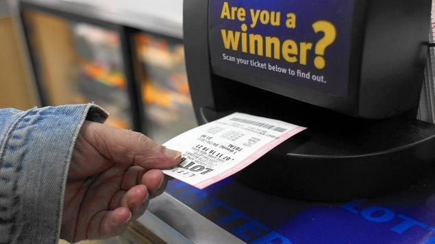 ABD lotoyu kazanan kadın bileti çamaşır makinesinde yıkadı