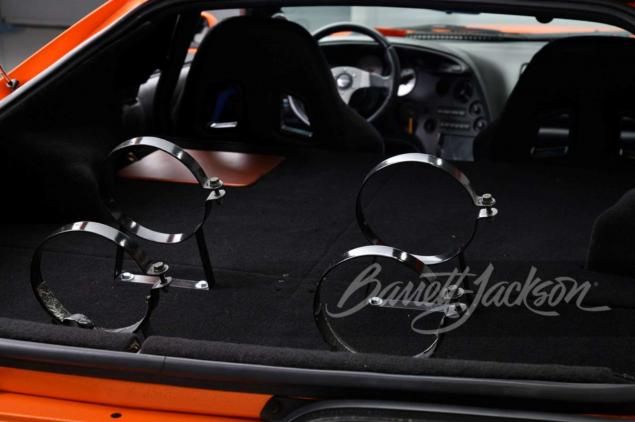 Paul Walker'ın Hızlı ve Öfkeli'deki Turuncu Toyota Supra'sı Eşi Görülmemiş Bir Fiyata Açık Artırmayla Satıldı.