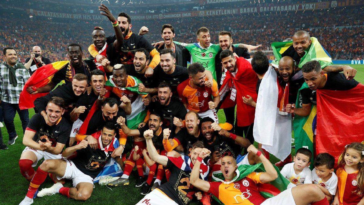 19 Mayıs'ta Galatasaray Başakşehir'i Yenerek Şampiyon Oldu