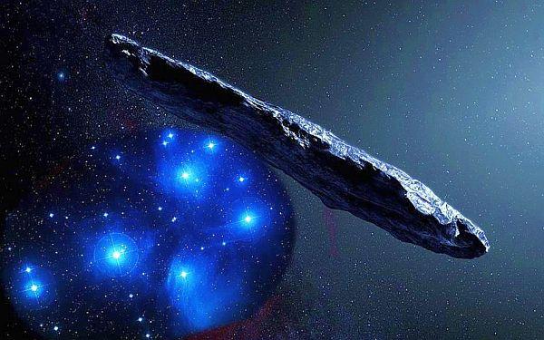 Oumuamua: İlk Yıldızlararası Nesne Bir Uzay Gemisi mi?