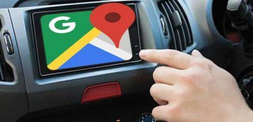 Google Haritalar Artık Hız Sınırı ve Hız Tuzaklarını Gösterecek