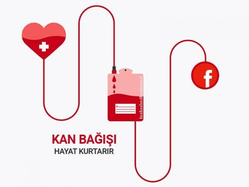 Facebook ABD'de Kan Bağışını Kolaylaştıracak Bir Güncelleme Geliştirdi