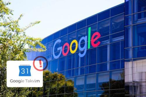 Google Takvim Çöktü (Şimdi Mükemmel Bir Bahaneniz Var) [Güncelleme]