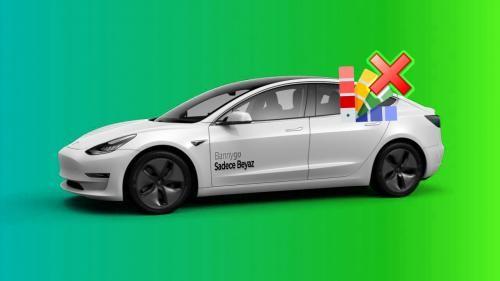 Tesla, Ücretsiz Boya Seçeneğini Siyahtan Değiştiriyor