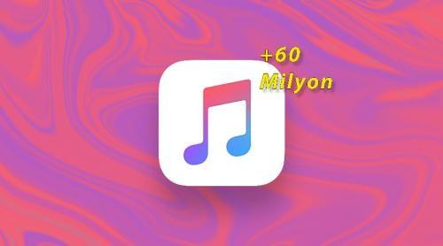 Apple Music ve Spotify Arasında ki Savaş Büyüyor (Apple Şimdi +60 Milyon)