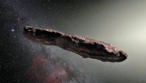 'Oumuamua Yıldızlar Arası Nesne Bir Uzay Gemisi Değil. Ancak Hala Gizemli!