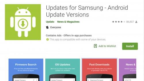 10 Milyon'dan Fazla İndirilen 'Sahte Samsung Güncellemeleri' Uygulaması