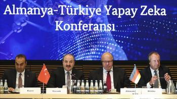 Almanya ve Türkiye,TÜBİTAK İçinde Yapay Zeka Enstitüsü Kuracak