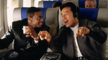 Bitirim İkili 4 - Jackie Chan ve Chris Tucker ile Geri Dönüyor