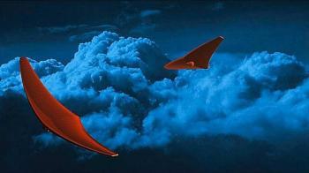 Araştırmacılar Venüs'ü Keşfedebilecek Vatoz Şeklinde Bir Uzay Aracı Yaratıyor